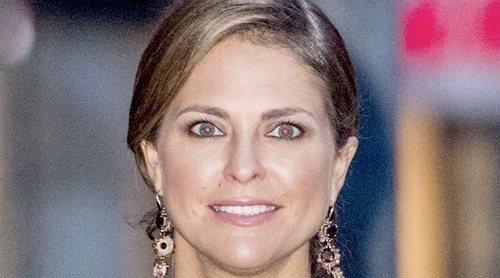 Magdalena de Suecia quiere tener un cuarto hijo con Chris O'Neill