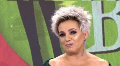Carmen Borrego impactada con su nuevo look: 'Parezco Terelu'