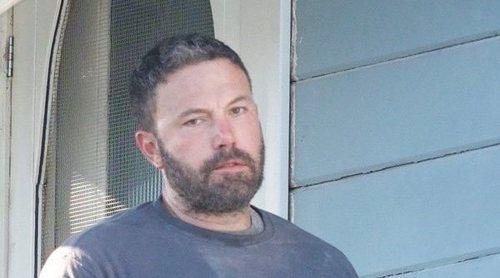 Ben Affleck vuelve a rehabilitación tras firmar los papeles del divorcio con Jennifer Garner