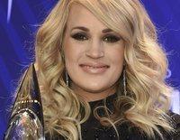 Carrie Underwood revela el nombre de su segundo hijo durante los premios de la música country