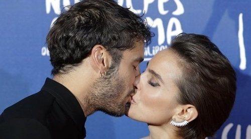 La romántica felicitación de Verónica Echegui a Álex García por su 37 cumpleaños