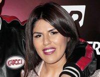 Chabelita Pantoja y Omar Montes, dos enamorados en la presentación de 'Mentirosa', single de Kiko Rivera