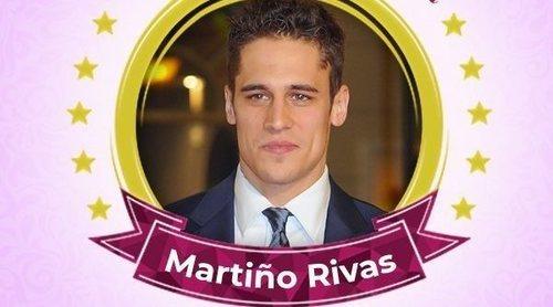Martiño Rivas se convierte en la celebrity de la semana tras conocerse la feliz noticia de que va a ser padre