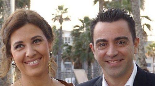 Xavi Hernández y Nuria Cunillera se convierten en padres por segunda vez