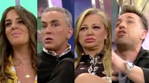 Cinismo y vergüenza: Los colaboradores de 'Sálvame' opinan de la relación de Sofía Suescun y Kiko Matamoros