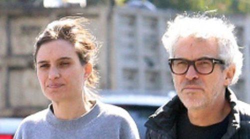 Alfonso Cuarón y Sheherazade Goldsmith rompen su relación después de cuatro años