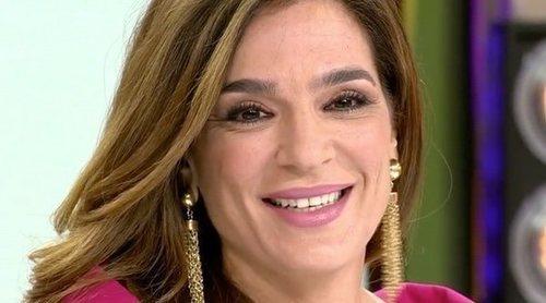 Raquel Bollo regresa como colaboradora a 'Sálvame': 'Ya no tengo fantasmas'