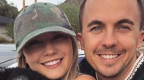 Frankie Muniz y su novia Paige Price se han comprometido