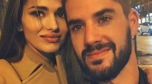 Isco Alarcón y Sara Sálamo celebran su primer año de amor