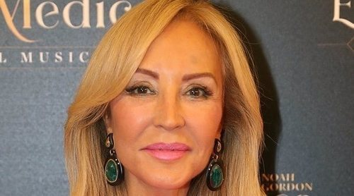 Carmen Lomana visita Tierra Santa tras su paso por 'MasterChef Celebrity 3'