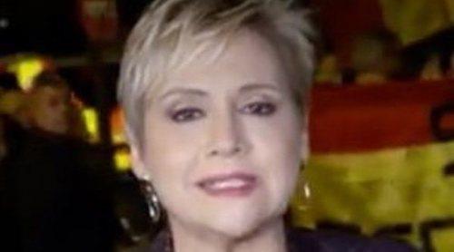 Gloria Serra, atacada por unos falangistas en 'Equipo de Investigación': '¡Zorra, perra!'