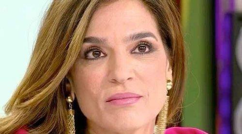 La no tan feliz vuelta de Raquel Bollo a 'Sálvame': sin sueldo por su deuda con Hacienda