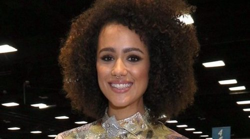 Nathalie Emmanuel será la nueva protagonista de la adaptación televisiva de 'Cuatro bodas y un Funeral'
