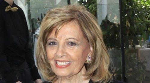 Primeras declaraciones de Carmen Borrego sobre el despido de la empleada de María Teresa Campos