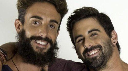 Los primos de 'GH', Juanma Furió y Jonathan Pérez, se reencuentran en Málaga