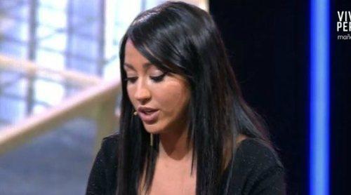 Aurah, sobre Suso: 'Ha hecho comentarios fuertes que no me gustaría que me hicieran a mí, ni a ninguna mujer'