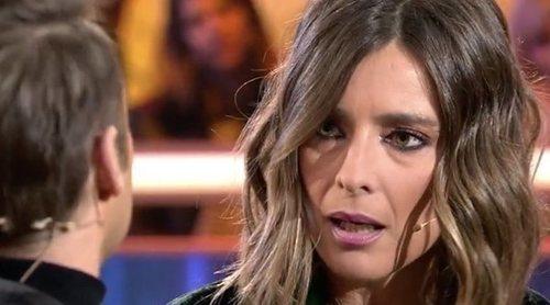 Sandra Barneda expulsa a Hugo Castejón del plató en 'GH VIP 6': '¡Se acabó! ¡Es imposible!'