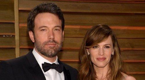 Jennifer Garner y Ben Affleck, recién divorciados, pasan juntos el Día de Acción de Gracias