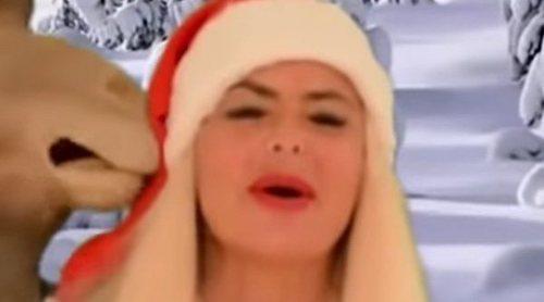 Leticia Sabater, sobre el videoclip de 'Polvorrón': 'Me inspiré en Miley Cyrus'