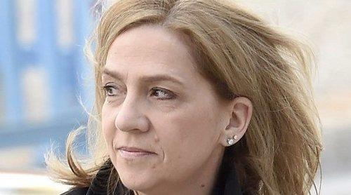 La Infanta Cristina vuelve a casa por Navidad: pasará las fiestas con sus hijos en La Zarzuela