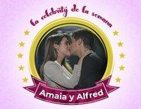 Alfred García y Amaia Romero se convierten en las celebrities de la semana por su ruptura