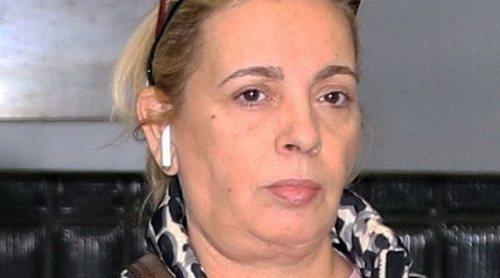 Carmen Borrego hace frente a los dos grandes dramas que persiguen a su familia