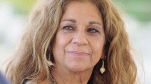 Lolita Flores sobre la primera ecografía de su nieto Noah: 'Adiviné que era niño porque me habló'