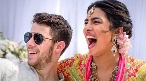Nick Jonas y Priyanka Chopra ya son marido y mujer: Así está siendo sun increíble boda india