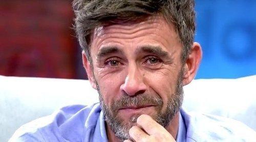 Alonso Caparrós, emocionado por un joven con leucemia': 'Gracias por quedarte conmigo en el hospital'