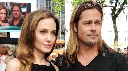 Angelina Jolie y Brad Pitt firman el acuerdo de custodia de sus seis hijos