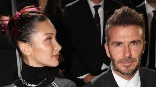 David Beckham y Bella Hadid, juntos en Tokio unidos por Dior
