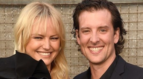 Malin Akerman y Jack Donnelly se han casado en una playa de México