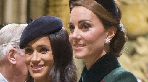 Kate Middleton y Meghan Markle firman la paz: los Duques de Cambridge y los Duques de Sussex pasarán la Navidad juntos
