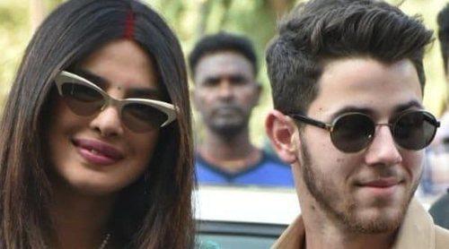 Nick Jonas y Priyanka Chopra reaparecen como marido y mujer tras su extravagante boda