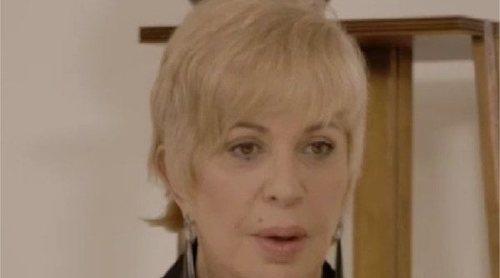El disgusto de Bárbara Rey en su estreno como anfitriona en 'Ven a cenar conmigo: Gourmet edition'