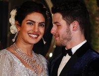 Nick Jonas y Priyanka Chopra celebran una recepción de su boda en Nueva Delhi
