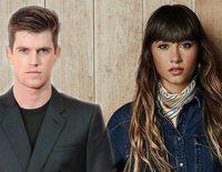 Así disfrutan cariñosamente de la noche madrileña Aitana y Miguel Berardeau entre negativas de relación