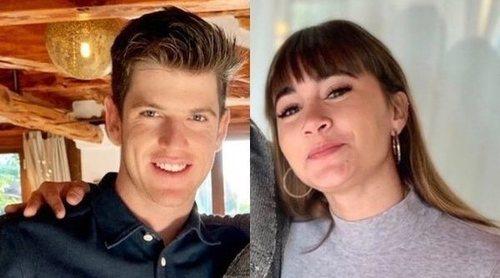 Aitana y Miguel Bernardeau disfrutan de una escapada romántica a Ibiza