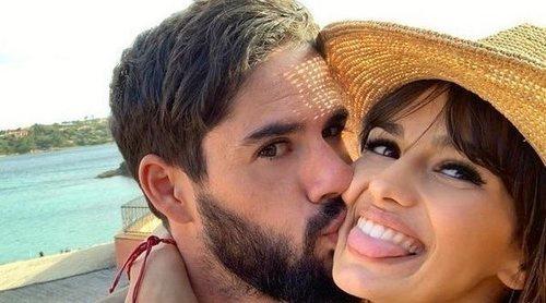 La romántica felicitación de Sara Sálamo a Isco Alarcón por su 27 cumpleaños: