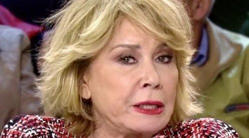 Mila Ximénez contesta al duro mensaje de María Teresa Campos: 'Ha sido un tiro en el alma'