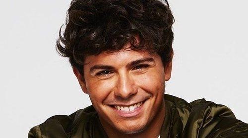 Alfred García evita hablar de Amaia en la presentación de su single 'De la Tierra hasta Marte' en OT 2018