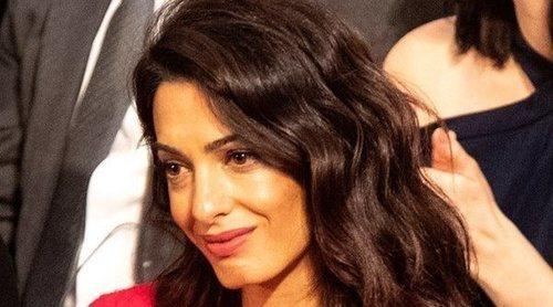 Amal Clooney, invitada sorpresa en los Premios Nobel de la Paz
