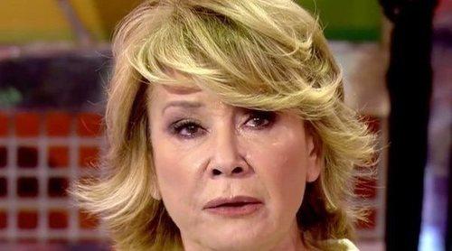 Mila Ximénez, desolada tras su entrevista a Carmen Borrego: 'No quiero que sufra Terelu Campos'