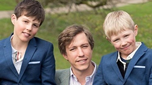 Luis de Luxemburgo tendrá que pagar a sus hijos una pensión de 9.000 euros tras su divorcio de Tessy Antony