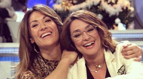 Las bonitas palabras que le ha dedicado Toñi Moreno a Nagore Robles: 'Has sido un descubrimiento'