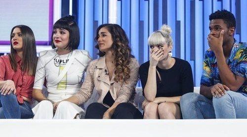 'OT 2018' ya tiene a sus 5 finalistas: Natalia, Alba Reche, Famous, Julia y Sabela