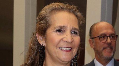 La Infanta Elena recupera la sonrisa gracias a Special Olympics España tras su tristeza por ser ninguneada