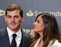 Iker Casillas y Feliciano López presumen de Sara Carbonero y Sandra Gago en el 80 aniversario diario Marca