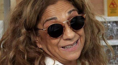 Lolita Flores estalla contra un medio que habla de su patrimonio: 'La denuncia os va a caer desde el juzgado'