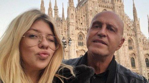 Kiko y Anita Matamoros se han reconciliado tras el regreso de la joven a Madrid